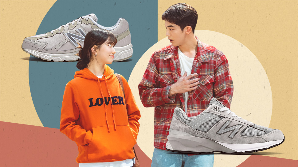 "Nam Joo Hyuk And Suzy Bae Went Twinning In These Exact Sneakers In ""start-up"""