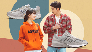 Nam Joo Hyuk And Suzy Bae Went Twinning In These Exact Sneakers In