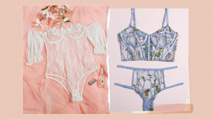 We Can't Stop Thinking About These Pretty Floral Bralettes And Bodysuits