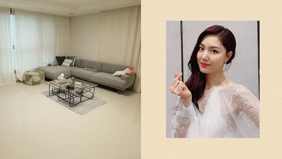 Seo Ji Hye's Minimalist Home Will Make You Want To Declutter Yours