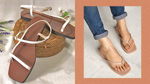 This Online Shop's Chic Minimalist Sandals Are All Under P700