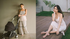 12 Pretty Dresses For New Moms, Seen On Kryz Uy