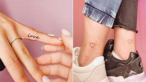 10 Delicate Small Tattoo Ideas If You're Trying To Keep It Low-key