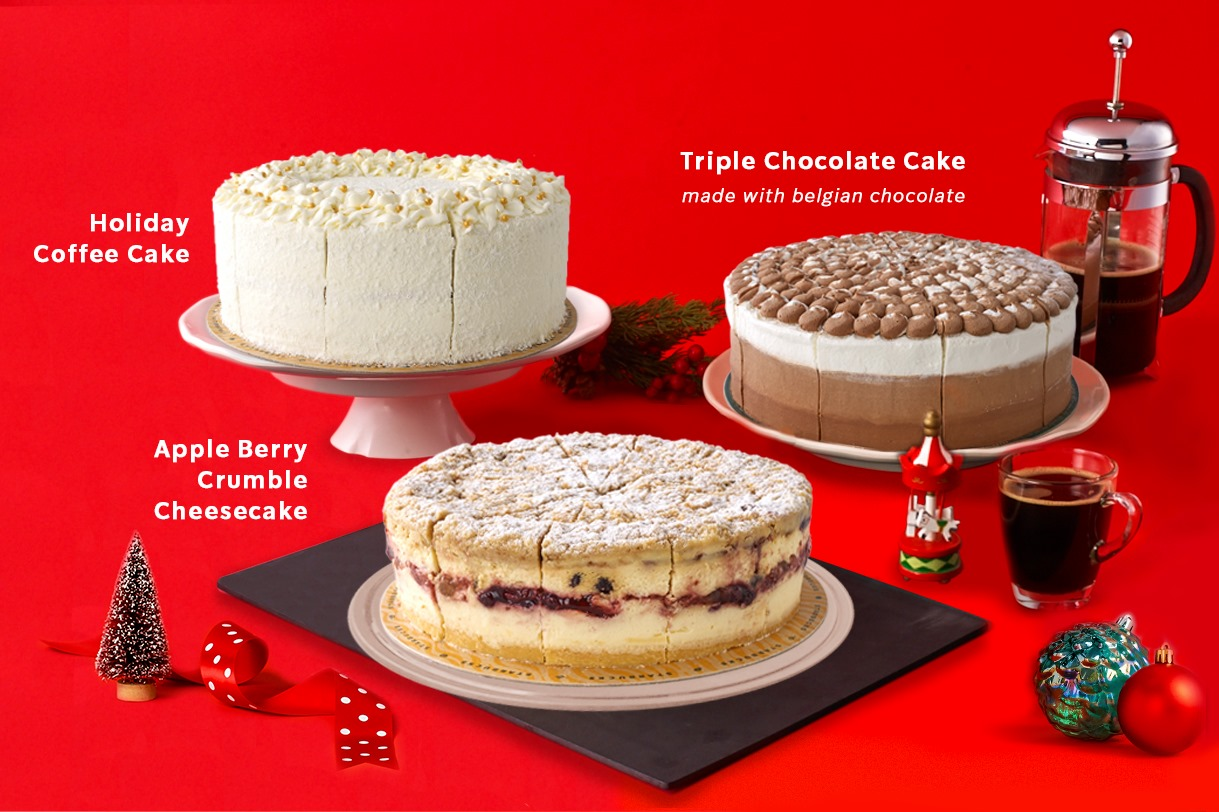 starbucks holiday desserts 2020