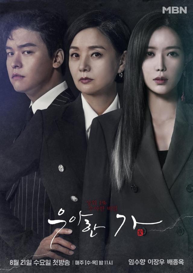 graceful family highest rating korean dramas