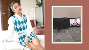 Here's The Exact Model Of Rei Germar's New Vlogging Camera