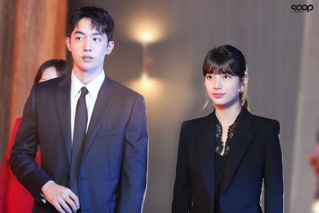 nam joo hyuk and bae suzy in start-up