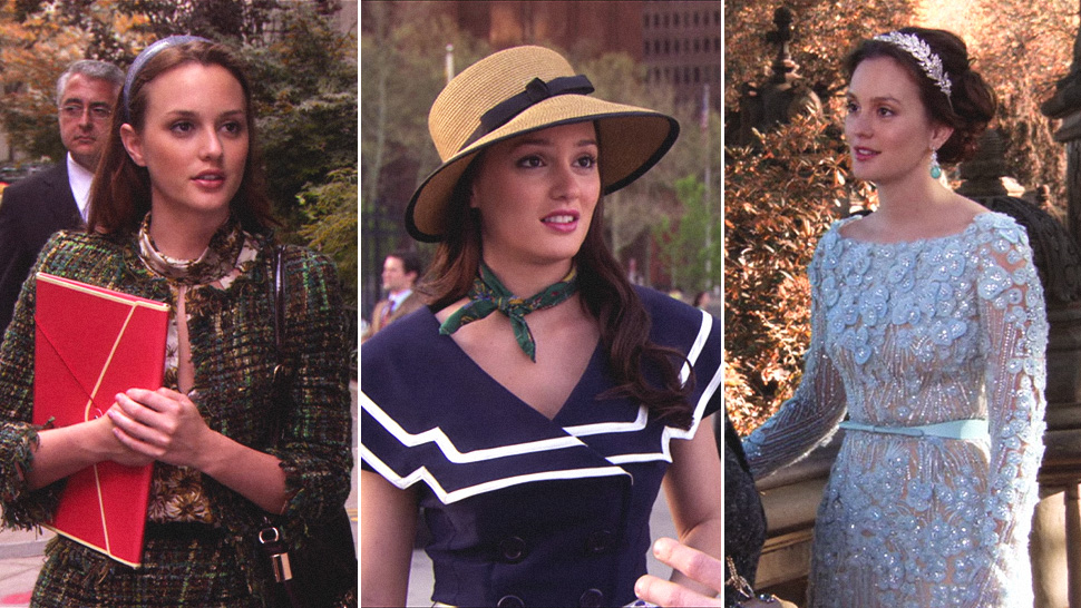 "Here Are 10 Of Blair Waldorf's Most Stylish Looks In ""gossip Girl"""