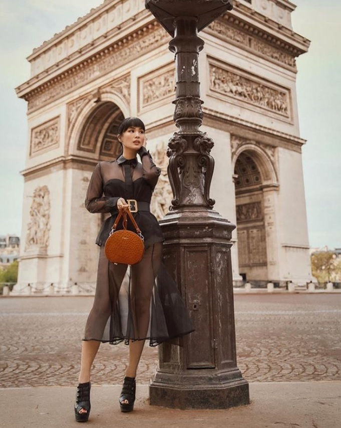 heart evangelista in paris