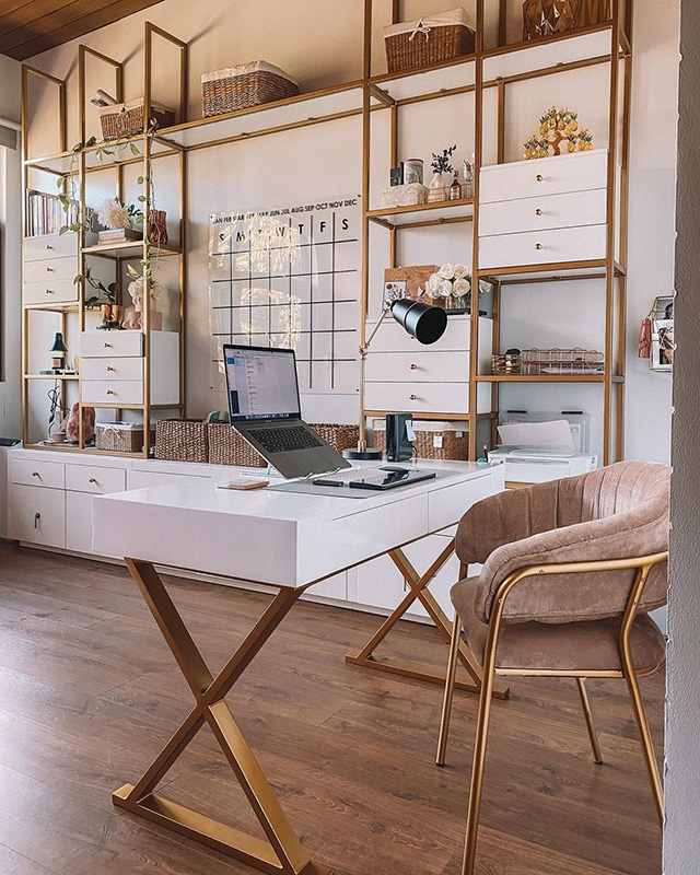 kryz uy stylish home office