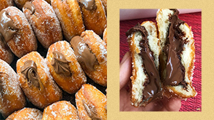 Love Nutella? Then You Need To Try These Doughnuts