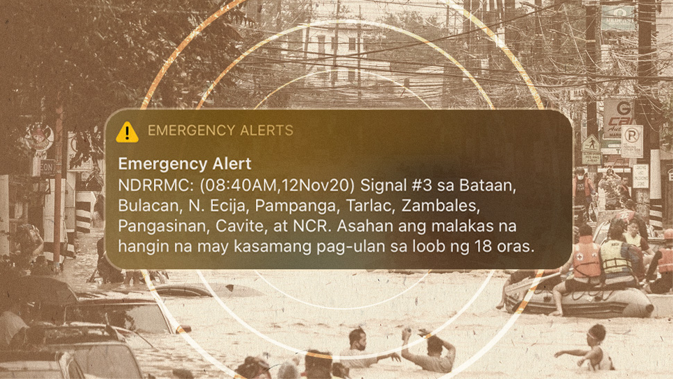 "Here's Why You Shouldn't Turn Off Those ""Annoying"" NDRRMC Alerts"