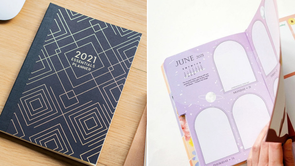 10 Planners For 2021 To Shop If You're Ready For This Year To Be Over