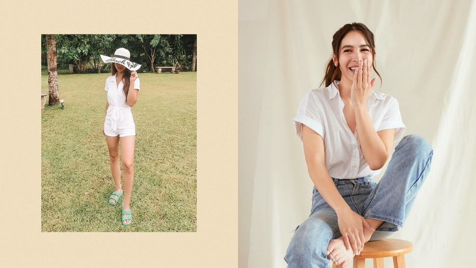 10 Comfy And Laidback Outfits We're Copying From Julia Barretto