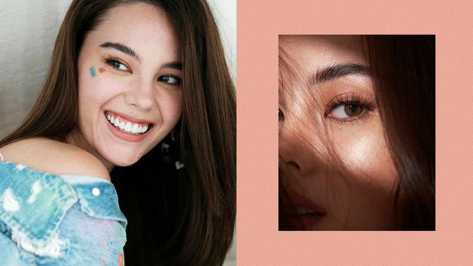 Here's How Catriona Gray Achieves Fresh-looking Eyes With Zero Makeup