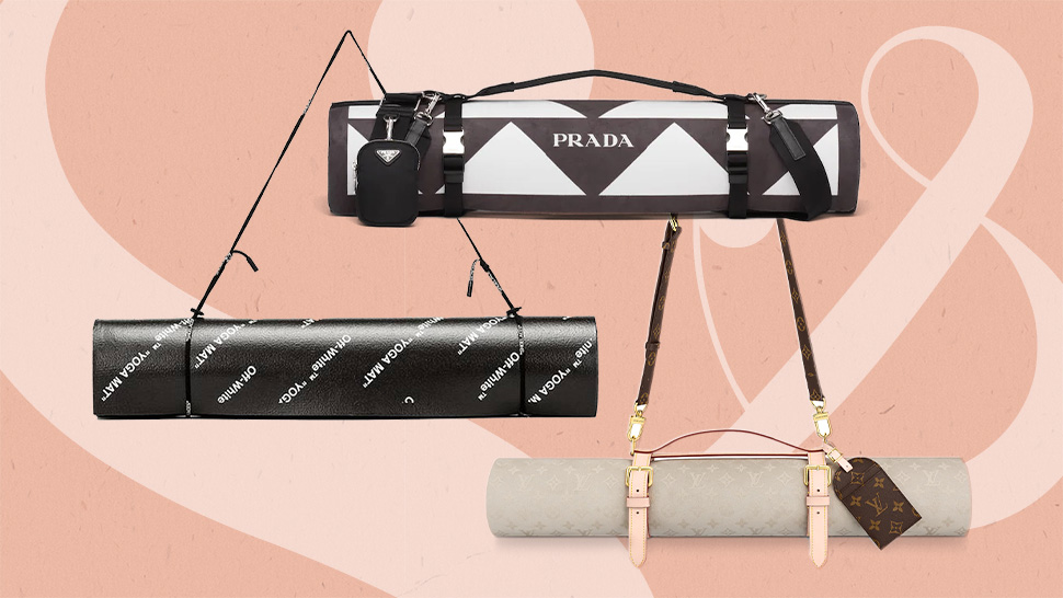10 Designer Yoga Mats That Are Worth Splurging On