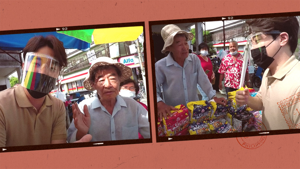 Ryan Bang Just Helped a 76-Year-Old Korean Street Vendor to Return Home to South Korea