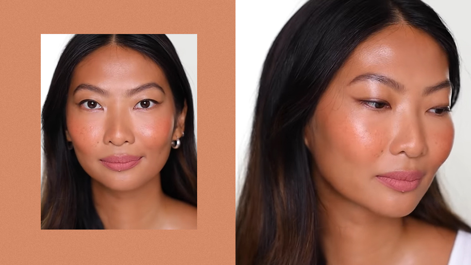 This 5-Minute Makeup Tutorial Is Perfect for Morenas Who Don't Wear Too Much Makeup