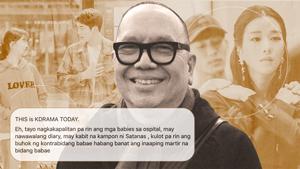 Direk Joey Reyes Goes Viral For His Analogy Between Korean Dramas And Pinoy Teleseryes