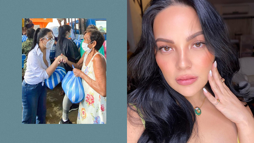 Kc Concepcion Sells Jewelry To Raise Money For Typhoon Ulysses Relief Efforts