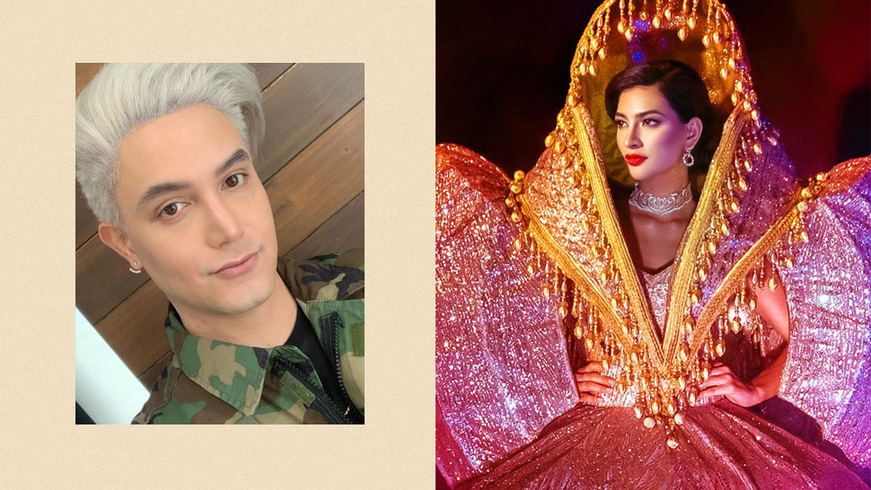 Paolo Ballesteros Designed A National Costume For Binibining Pilipinas