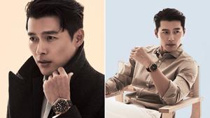 It's Official: Hyun Bin Is Omega's New Global Ambassador