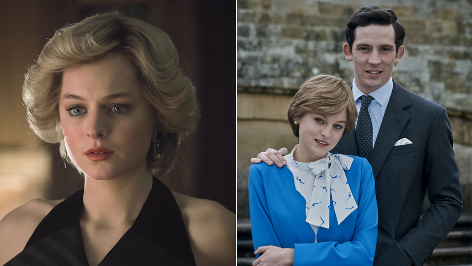 "This Was The Most Difficult Scene To Film In ""the Crown"", According To ""charles"" And ""diana"""