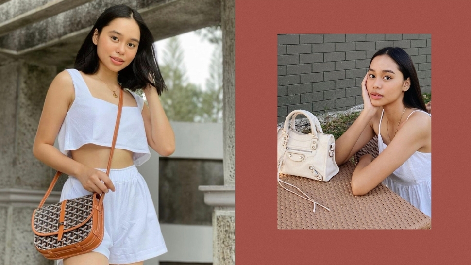 We're Obsessed With Pinay Vlogger Bella Racelis' Designer Bag Collection