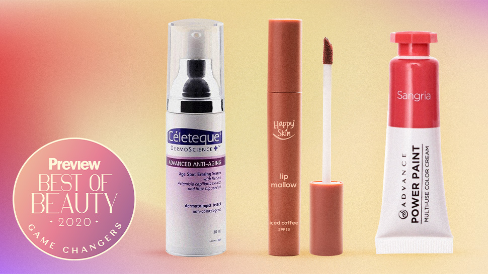 The Best Local Skincare And Makeup Products We Tried In 2020