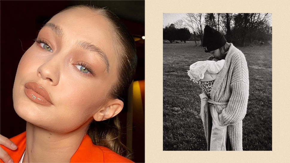 Gigi Hadid Shares First Photo Of Her Daughter With Zayn Malik