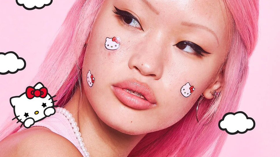 Hello Kitty Pimple Patches Exist and They're The Cutest Thing Ever