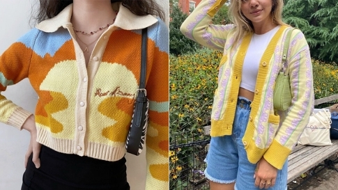 10 Pretty Cardigans To Shop On Instagram Right Now