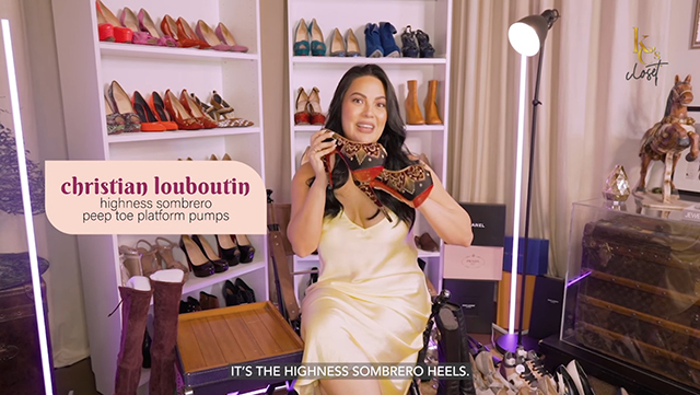 KC Concepcion designer shoes heels