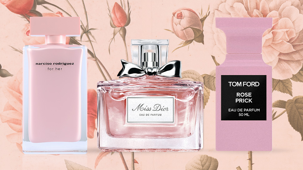 10 Pretty Pink Perfumes That Look And Smell Expensive