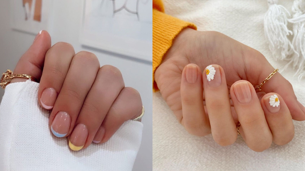10 Pretty And Minimalist Manicure Ideas For Short Nails