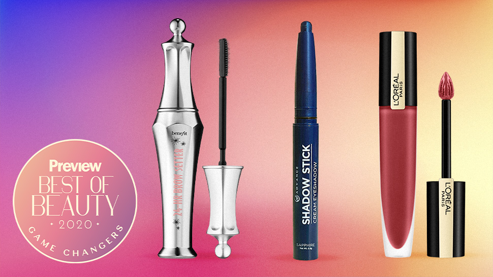 These Are the Best Brow, Eye, and Lip Products We Tried in 2020