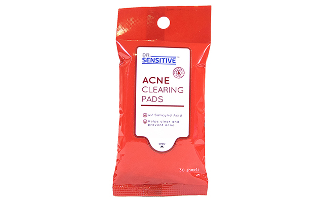 skincare products for body acne