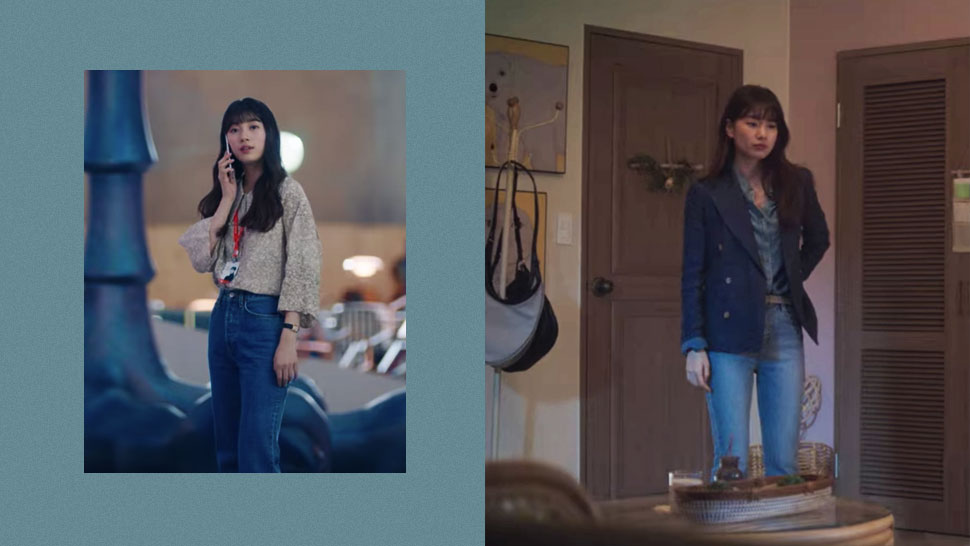 "Suzy Bae's Best Outfits with Jeans in ""Start-Up"""