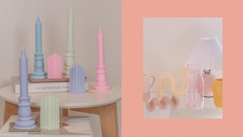 10 Local Instagram Shops Where You Can Buy Cute Pastel Home Decor