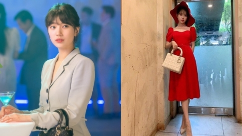 We Found The Exact Designer Bag That's Always Featured In K-dramas
