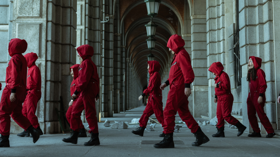 "Netflix Confirms The K-drama Adaptation Of ""money Heist""—here's What We Know So Far"