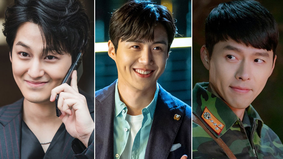 10 K-Drama Actors with the Cutest Dimples