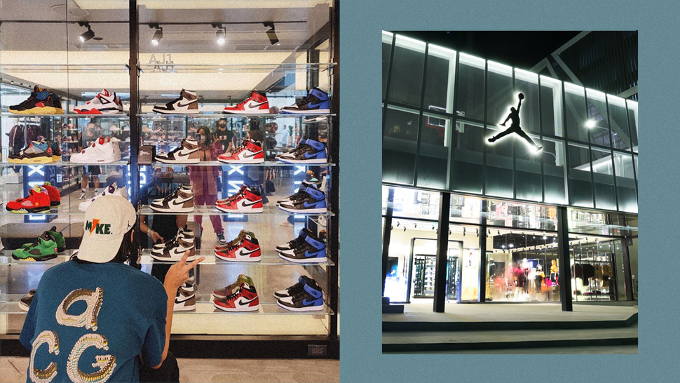 No Kidding: The Nike Jordan Store In Manila Is Fully Booked Until May 2021