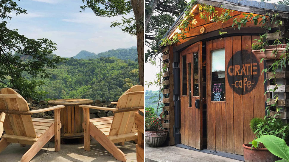 This Scenic Cafe With Breathtaking Nature Views Is Definitely Worth The Travel