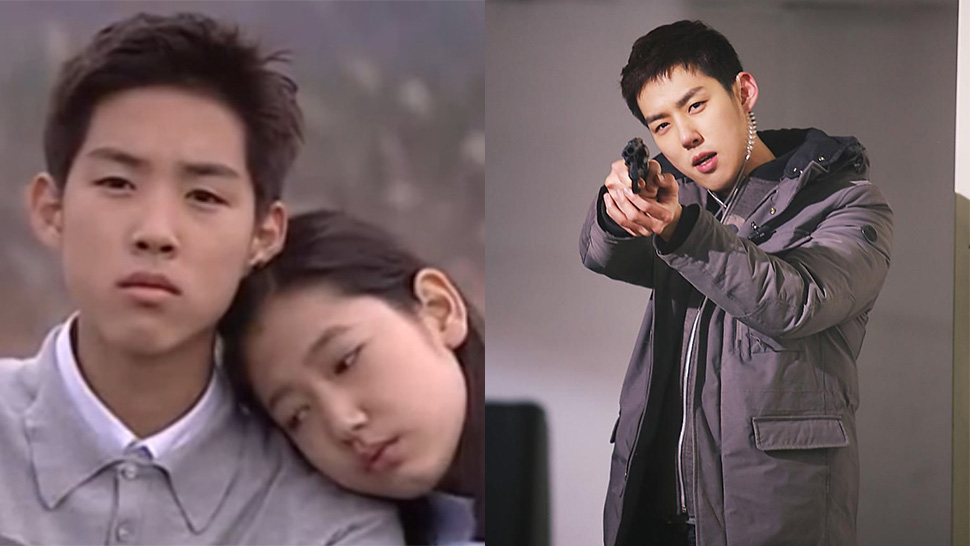 baek sung hyun k-drama child actor leading man