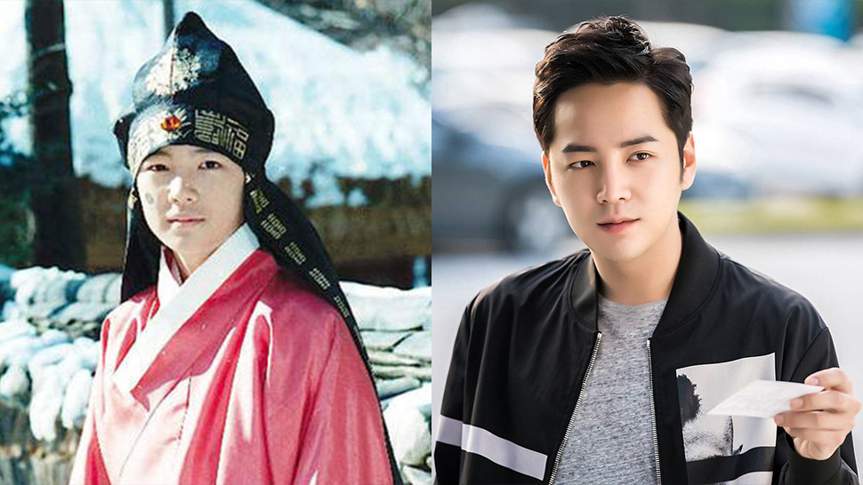 jang keun suk k-drama child actor leading man