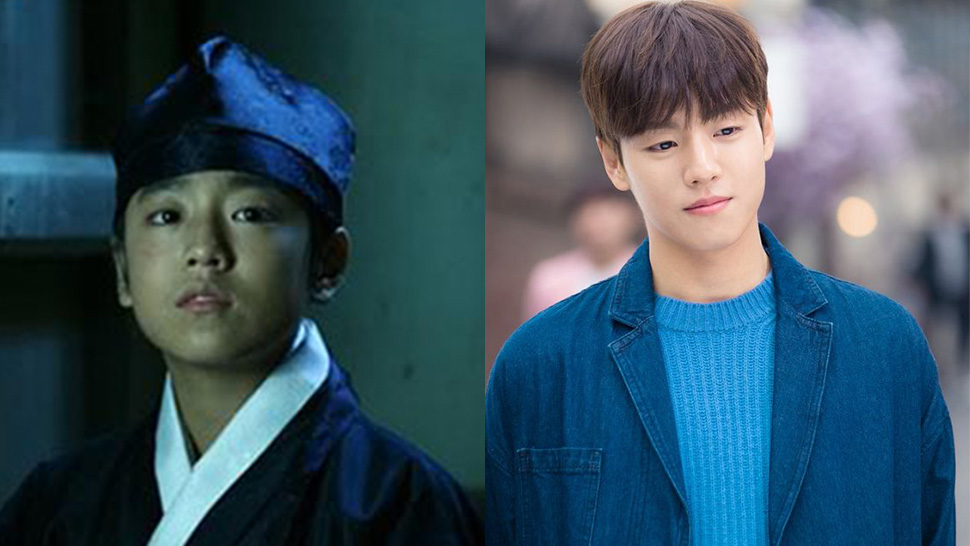 lee hyun woo k-drama child actor leading man