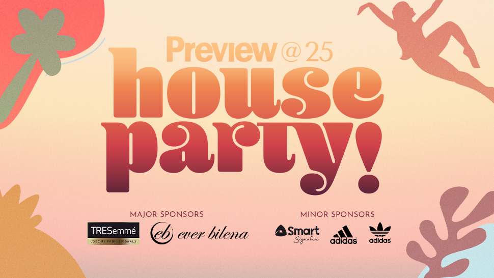 Here's How to Join the Preview @25 House Party on December 5