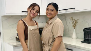 You'll Love How Clean And Organized Kathryn Bernardo's Kitchen Makeover Is