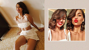 This Is The Exact Loungewear Set That Jasmine Curtis-smith Wore To The Preview 25 House Party